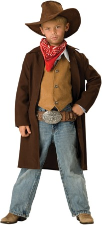 Cowboy, Rawhide Renegade, Child 8