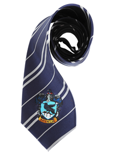 Harry Potter necktie tie, Ravenclaw
