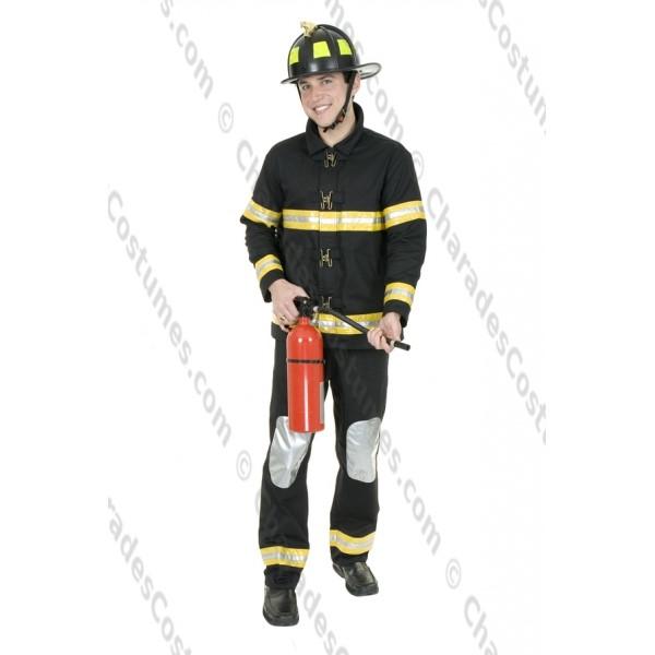 Firefighter Fireman Buckles, XL 46-48 che