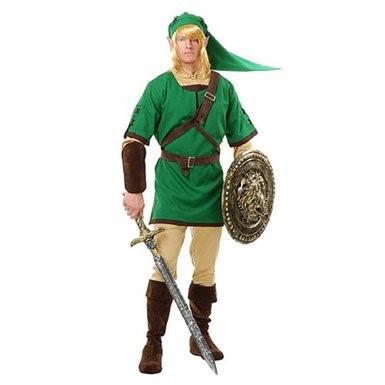 Zelda Link Elf Warrior, L