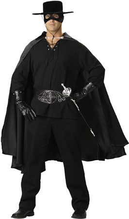 Zorro Bandito Studded Belt, L