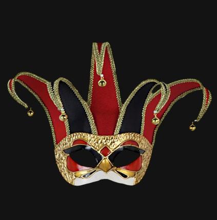 Jolli Velluto Paper Mache Mask