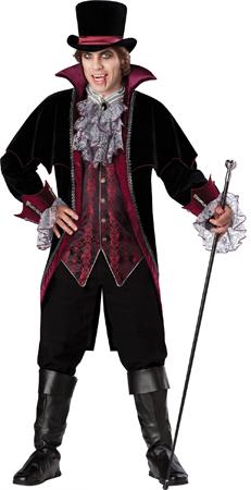 Vampire Man Edwardian Vampire, L