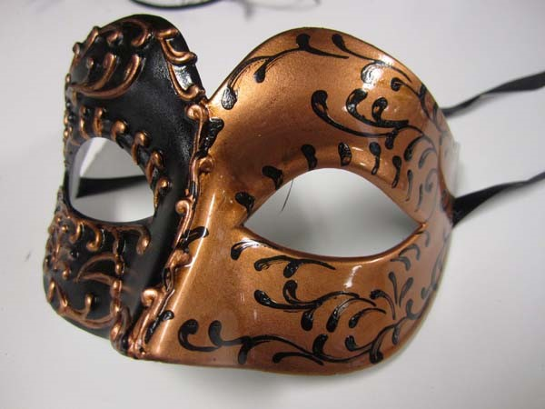 Colombina Firenze Mezza Mask