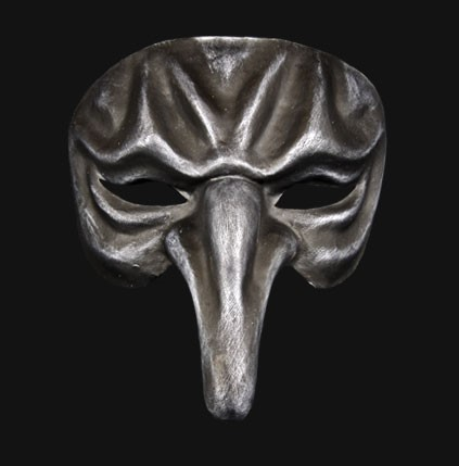 Commedia dell'Arte, Naso Pulcinella Mask