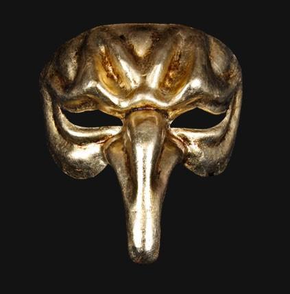 Commedia dell'Arte, Naso Pulcinella Mask