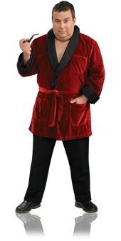 Robe, Hugh Hefner, Plus +