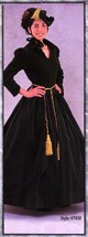1860s Antebellum, Southern Belle, Scarlet Deluxe, M