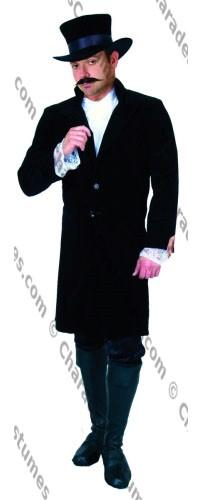 Coat Velvet Frock, Gentleman