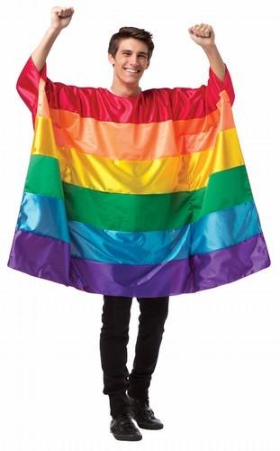 Rainbow Flag, OS
