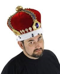 Crown, King Red