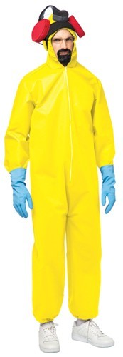 Breaking Bad Toxic Suit, 3X Plus