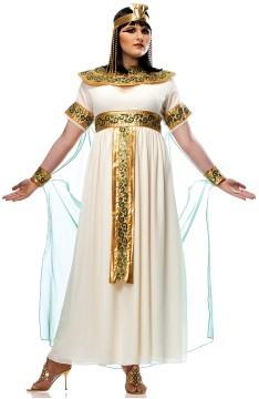 Cleopatra Costume Culture, 2x 20-22