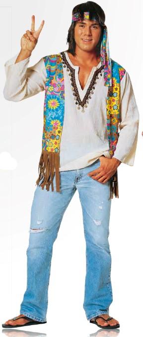 Hippie Dude, XL