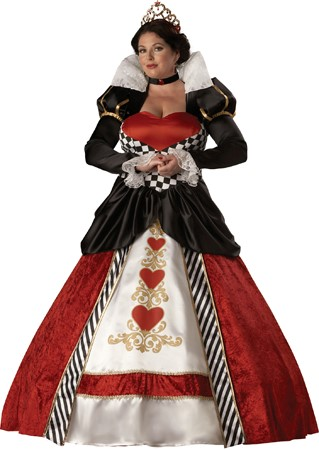 Wonderland Queen Hearts, 2X