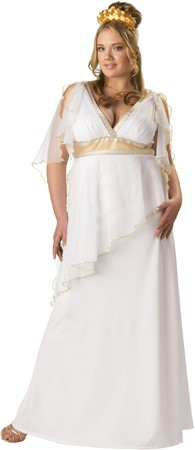 Grecian, Greek Goddess, 2X