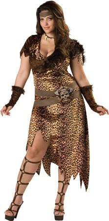 lightbox  sc 1 st  A Masquerade Costume & Cavewoman Barbarian Woman 3X - A Masquerade Costume