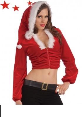 Sexy Christmas Hoodie, XS/S 2-6