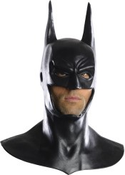 Batman Cowl, Black