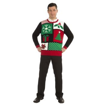 Jolly Holiday Sweater, L 42-44
