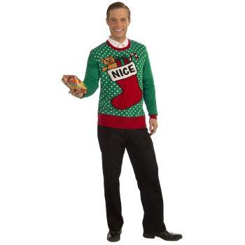 Nice Stocking Sweater, L 42-44
