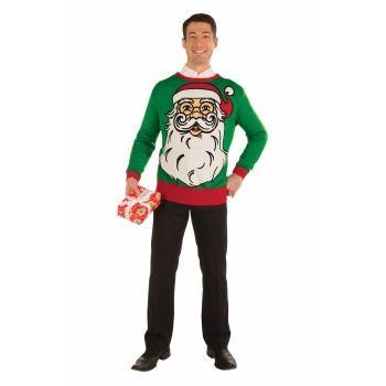 Big Santa Sweater, M 38-40