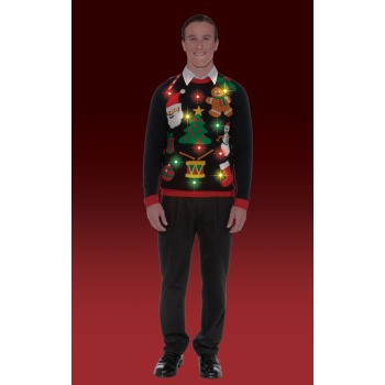 Everything Christmas Sweater, M 38-40