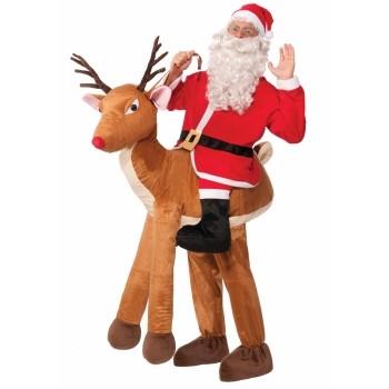 Santa Ride-A-Reindeer, OS 42