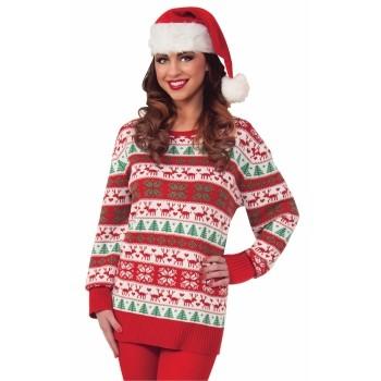 Winter Wonderland Sweater, M 38-40