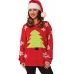 O Christmas Tree Sweater, XL 46-48
