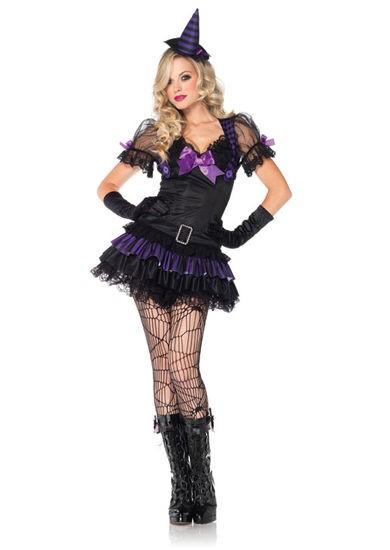 Witch, Black Magic Babe, XS