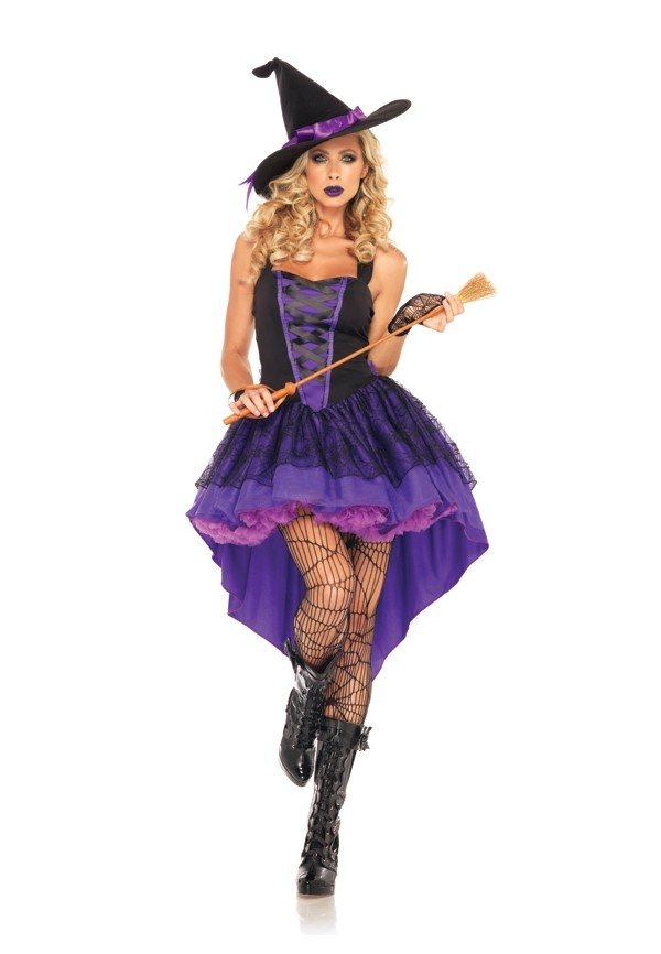 Witch Broomstick Babe, M/L