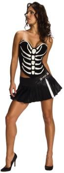 Skeleton, Sexy, Medium