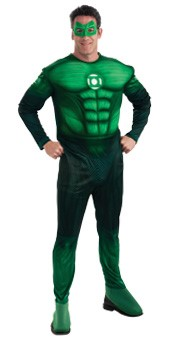 Superheroes Hal Jordan Dx, Medium