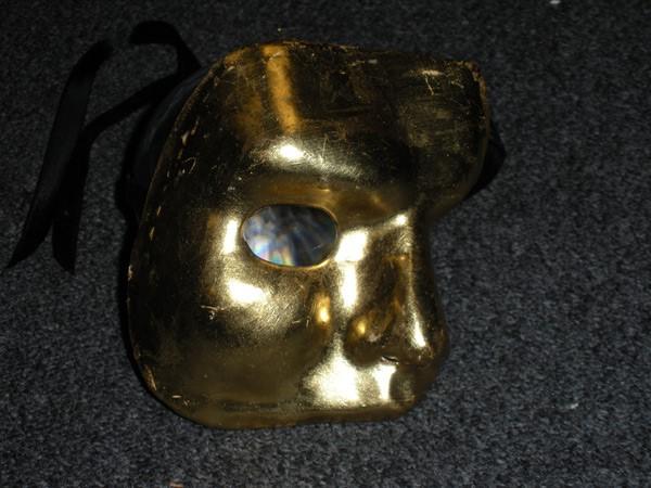 Phantom Opera Style Mask