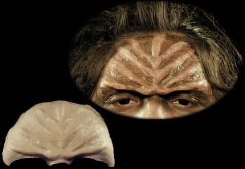 Prosthetic Forehead, Klingon