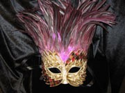 Falcon Piume Reale Style Mask