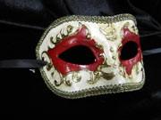 Civetta Colombina Occhi Style Mask