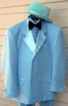 Dumb Dumber Blue Tuxedo, DELUXE