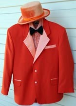 Dumb Dumber Orange Tuxedo, DELUXE
