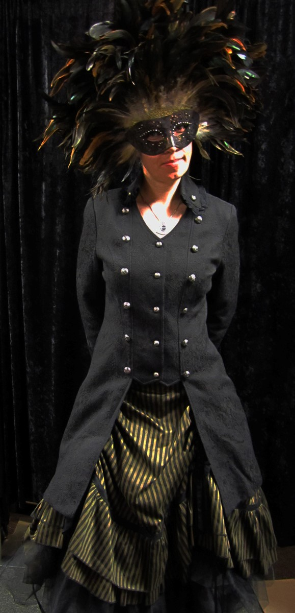 Coat, Steampunk Ladies
