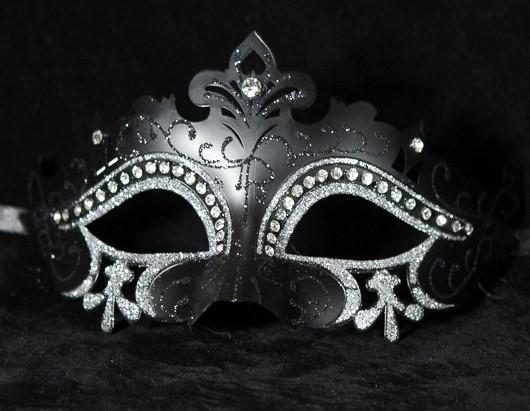 Bianca Colombina Mask