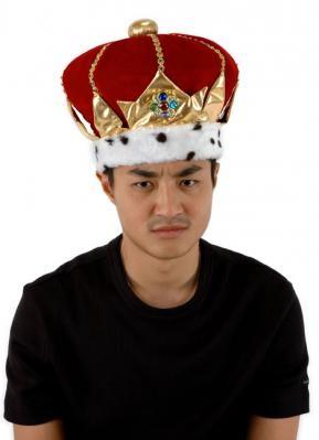 Crown, Royal King