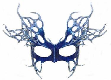 Arctic Blue Mask