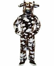 Cow, 1 man