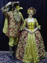Venetian Burgundy Gentleman