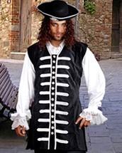 Captain La Sage Vest, S/M