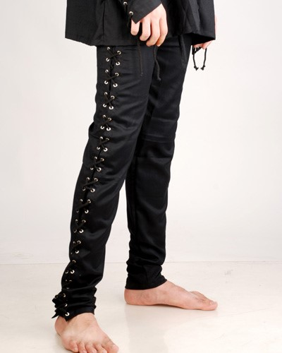 Pirate Pants, Gothic Death, 2X
