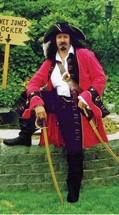 Pirate Captain Morgan
