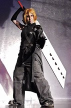Final Fantasy 7 VII, Advent Children, Cloud Strife
